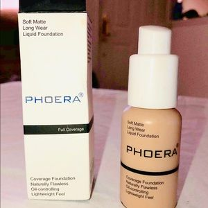 Phoera Full Coverage Foundation